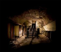 Just beyond all of the noise and activity of daily urban life is a secret world of forgotten spaces which are nearly always dank and dusty, but often surprisingly beautiful. Photographer Andrew Bro…