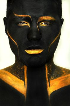 Anubis Makeup by @Alex|Faction