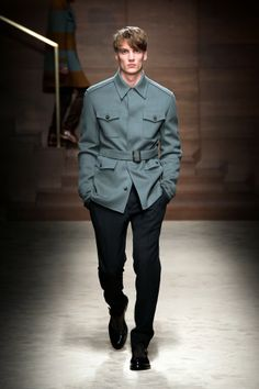 The Style Examiner: Salvatore Ferragamo Autumn/Winter 2014 Menswear