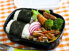 Japanese Bento (Lunch Box)