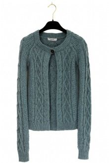 clothes - Floence cardigan yak yarn from Humanoid.