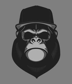 Gorilla - Dermot Reddan