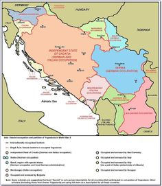 ILLUSTRATED HISTORY: RELIVE THE TIMES: Germans Move Into The Balkans: Invasion of Yugoslavia: WW2