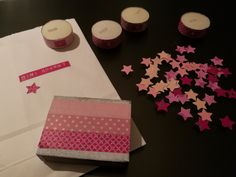 Adventskalender in pink