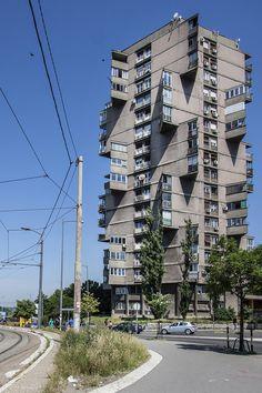 roberto conte documents the modernist majesty of belgrade