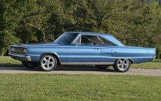 1967 Dodge Coronet RT For Sale Front