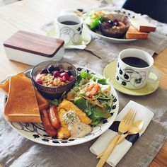 Healthy food to eat in mexico Café Brunch, Breakfast And Brunch, Breakfast Plate, Best Breakfast, Brunch Recipes, Diet Recipes, Healthy Recipes, Aesthetic Food, Healthy Foods To Eat