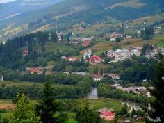Vatra Dornei - Suceava County - Romania  Photo: Argenna