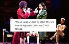 Hamilton and Text Posts
