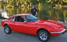 Maxx and his 1971 Opel GT