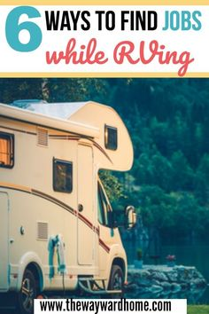 Want to learn how to make money while full time RVing? Check out these 6 ways one RVer makes money while on the road. #RV #RVfulltime #RVlifestyle