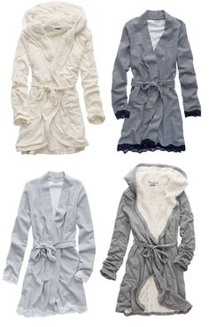 Soft, Comfy, Fuzzy Robes for Mom, Sister, Aunt, BFF, and more!