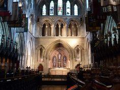 St Patrick's Cathedral   Árd Eaglais Naomh Pádraig in Dublin