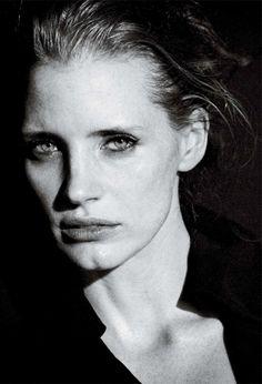 Jessica Chastain, 2011 Photo Peter Lindbergh