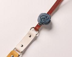 Chicco - Luxury leather dog leash | Signe Louka