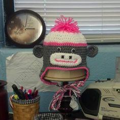 ♥ Sock Monkey ♥