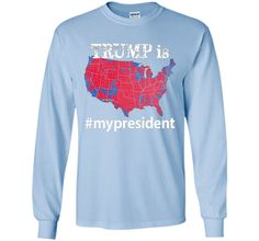 Can You Hear Us Now Shirt Funny Election 2016 Map T shirt