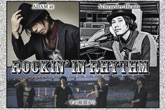本日3/11(金)は東京 渋谷!『Rockin' In Rhythm』shibuya duo MUSIC EXCHANGEに Schroeder-Headz出演です!