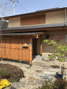 Vernacular Architecture, Japanese Architecture, Modern Architecture, Japanese Modern, Japanese House, Japan Interior, Home Interior Design, Modern Exterior, Exterior Design