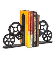 Gears Book Ends | Terry Bicycles