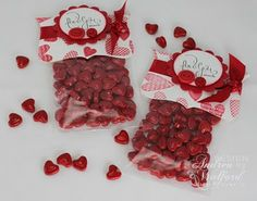 valentine ideas from stampin-up - Google Search
