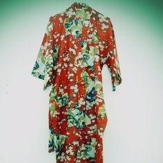 Kimono Rojo Talla M 12 €