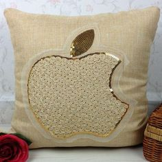 Best value Sequin Cushion Covers – Great deals on Sequin Cushion Covers from global Sequin Cushion Covers sellers Sewing Pillows, Throw Cushions, Diy Pillows, Diy Cushion, Cushion Ideas, Cushion Cover Designs, Cushion Covers, Pillow Crafts, Decor Pillows