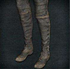 Pantalones de cazador de Yharnam