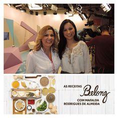 Sic mulher, programa mais mulher 16/2/2015 by izabel de Paula , A nutricionista Mafalda  Almeida!!! Foi um sucesso
