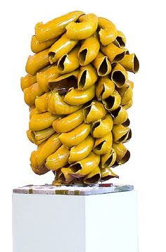 Torbjørn Kvasbø- this is so ugly. It looks like Mac and cheese diarrhea sculpture. Perfect for the kitchen- said no one.