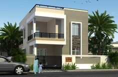 keerthi homes in bowrampet hyderabad by divya sai projects - Small House Design Images