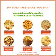 #health #healthy #stayfit #staystrong #ketomac #ketomacshampoo #potatoes