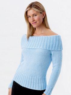 Grace Kelly Sweater - free pattern