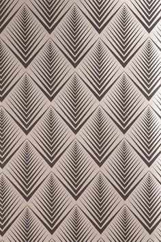 Art Deco Pattern * See More texture inspirations at http://www.brabbu.com/en/inspiration-and-ideas/ #LivingRoomFurniture #LivingRoomSets #ModernHomeDécor