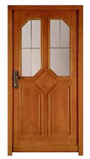 Vchodové dveře Sapeli - Elegant. Více na http://www.dodo-dvere.cz/cz/k/Vnitrni-dvere-sapeli.aspx