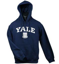 YALE Crest Hoodie