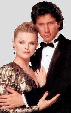 Shane and Kimberly Donovan from Days of Our Lives played by Charles Shaughnessy & Patsy Pease