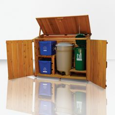 Trash Storage - Medium B68