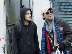 """Character VERY welcome! USA network renewed """"Mr. Robot"""" for a second season before premiering the first. Confident much: The show stars aging young actor Christian Slater as a senior hacker (this isn't """"I, Robot"""") who recruits a younger programmer into his wacky leaks. Is Elliot the one in this one?"""