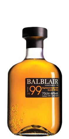 Balblair Vintage 1999 2nd Edition - Flaviar Timing is everything, they say at Balblair, and it's time... for a Balblair. This is their 2nd release of the much anticipated 1999 Vintage. Aged for 15 years in 2nd fill Bourbon casks, and first-fill Sherry butts. Grab on(e) and don't let go, for time is not on your side