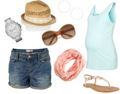 Here is a few looks for spring and summer to get you inspired! Summer Maternity Fashion, Spring Maternity, Cute Maternity Outfits, Maternity Wear, Maternity Style, Maternity Pics, Pregnancy Wardrobe, Pregnancy Outfits, Pregnancy Fashion