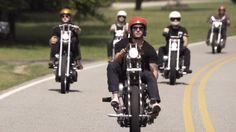 Prism motorbikes, handcrafted