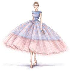 New fashion design sketches dresses artists Ideas Illustration Mode, Fashion Illustration Sketches, Fashion Sketchbook, Fashion Sketches, Dress Drawing, Sketch Drawing, Dress Sketches, Art Sketches, Fashion Figures