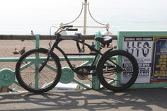 Travel by bike in Brighton
