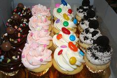 Fin-ish Me Cupcakes: Cupcakes