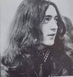 Rory Gallagher — The original Taste, at their flat in Putney,. Rory Gallagher, Rock Artists, Irish Boys, Iron Maiden, Hard Rock, Good Music, Blues, Actors, People
