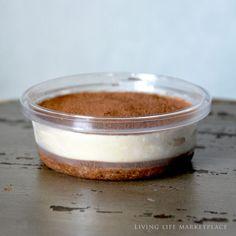 ロー・ティラミスカップケーキ