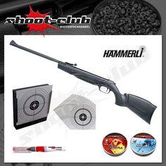 Hämmerli Black Force 880 Luftgewehr 4,5mm Diabolo - Set
