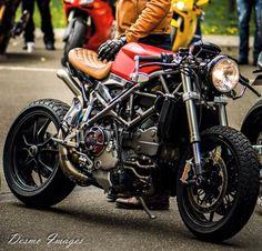 Resultado de imagen para ducati monster cafe racer