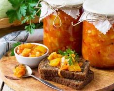 Recette de Pickles de courgettes au curry Le Curry, Ketchup, Pickles, Dairy, Cooking Recipes, Cheese, Sauces, Food, Zucchini
